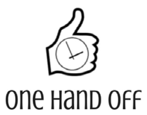 One Hand Off logo